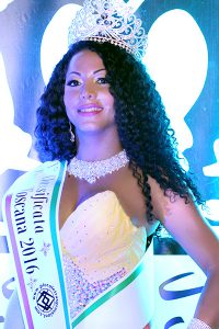 1° Classificata Miss Trans Toscana Sudamerica - Nicolly DA Capa