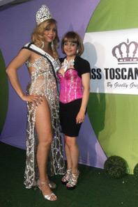 Miss Trans Toscana 2013 Luana Baldrini