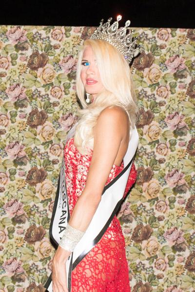 Miss Trans Toscana 2015 -Nicoletta Das Neves