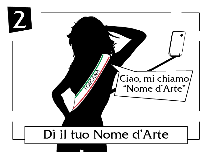 nome d'arte - toscana