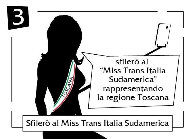 miss trans italia - toscana